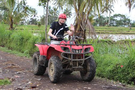 Off Road Quad or Buggy and Elephant Safari