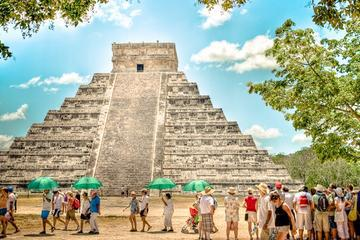 Chichen Itza Day Tour with Transportation
