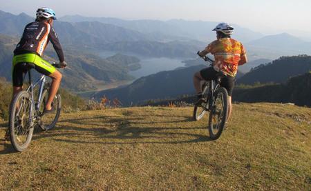 Pokhara by Bike