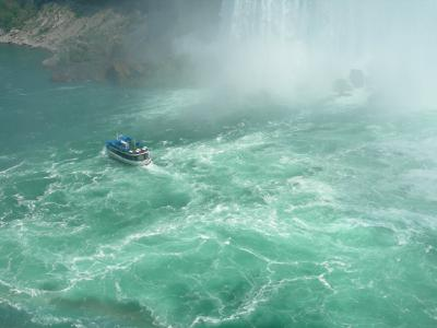 1-Day All Canadian Niagara Falls Adventure Tour from Niagara Falls
