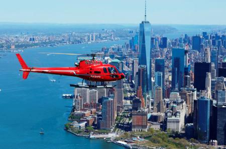 The Big Apple Helicopter Tour of New York