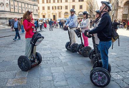 Segway Night Tour of Florence