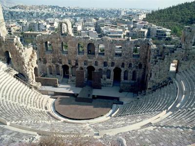 Athens Walking Tour with visit to the Acropolis