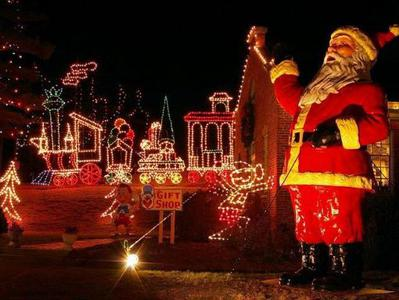 1-Day Santa's Village, Christmas Festival of Lights,  Amusement Park from Boston