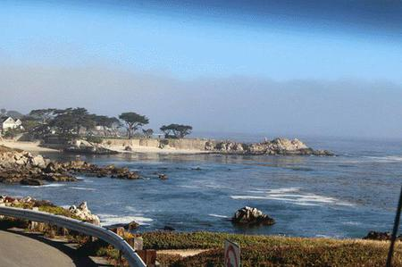 4-Day Tulare Outlet, Yosemite, Monterey and San Francisco Tour from Los Angeles