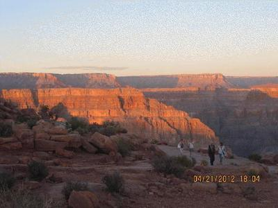 1-Day Tour to Grand Canyon West Rim and Hoover Dam from Las Vegas