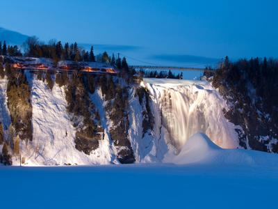 1-Day Tour to Quebec City and Montmorency Falls from Montreal