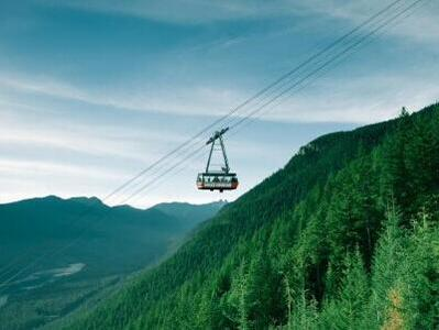 Grouse Mountain and Capilano Suspension Bridge Tour with Hotel pick-up