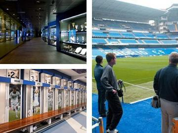 Pack Champions Real Madrid (Real Madrid Stadium Tour With Tourist Travel Pass)