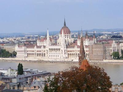 Budapest Grand City Tour with Parliament