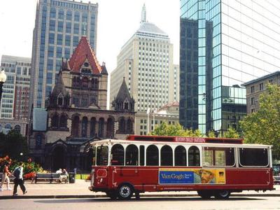 Beantown Trolley & Boston Harbor Cruise 1-Day/2-Day Pass
