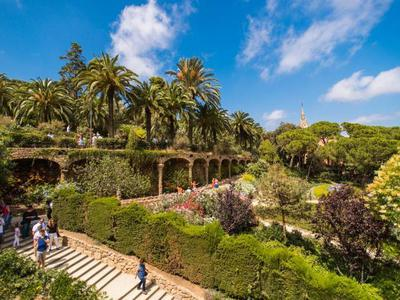 Skip The Line: Park Güell Guided Walking Tour from Barcelona
