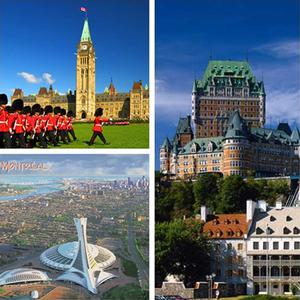 3-Day Canada East Tour from Toronto