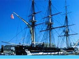 USS Constitution Cruise in Boston