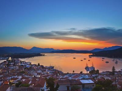 1-Day Boat Trip to Hydra, Poros and Aegina Islands with Lunch from Athens