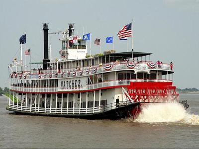 Steamboat NATCHEZ Harbor Jazz Cruise
