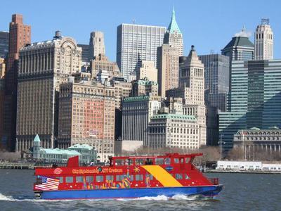 New York CitySightseeing 90-Minute Midtown Cruise