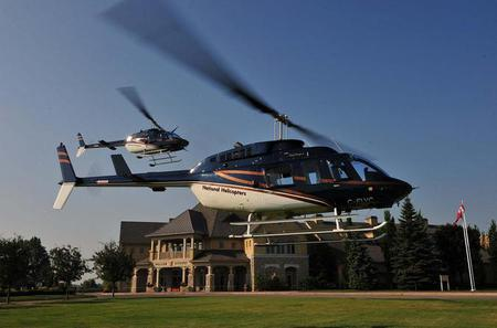 Niagara Falls and Winery Helicopter Tour