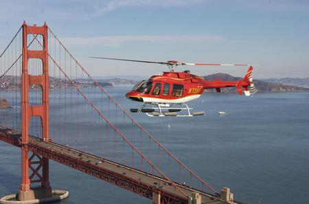 San Francisco Vista Grande Helicopter Tour