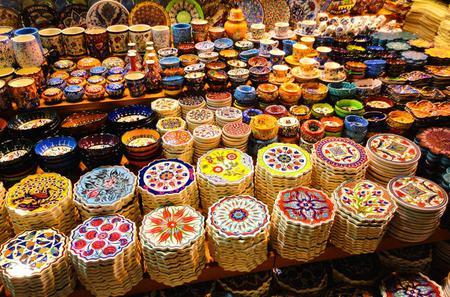 Bosphorus Cruise and Istanbul's Egyptian Bazaar