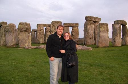 Private Viewing of Stonehenge including Bath and Lacock