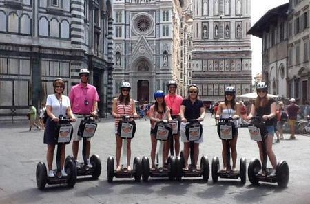 Florence Segway Tour
