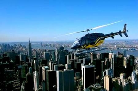 Manhattan Sky Tour: New York Helicopter Flight