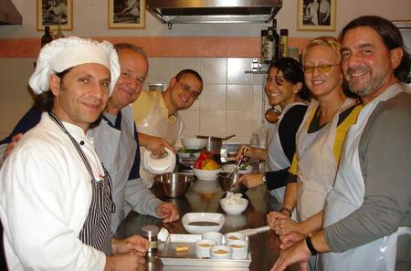 Tuscan Cooking Class and Dinner in Florence