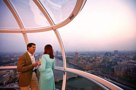 London Eye: Champagne Experience