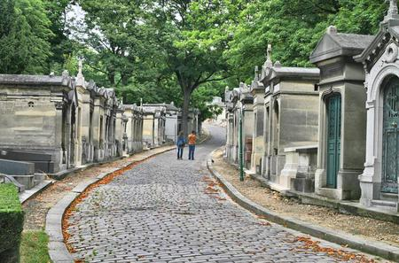 Paris' Pere LaChaise Gravestone Walking Tour