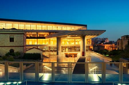 Skip the Line: Guided Tour of Athens New Acropolis Museum