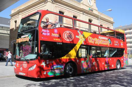 Malaga Shore Excursion: City Sightseeing Malaga Hop-On Hop-Off Tour