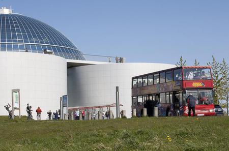 Reykjavik Shore Excursion: City Sightseeing Reykjavik Hop-On Hop-Off Tour