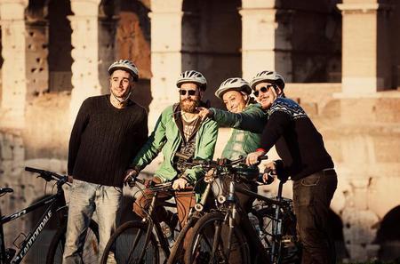 Rome City Bike Tour