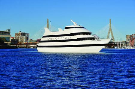 Boston Sunset Dinner Cruise with Buffet