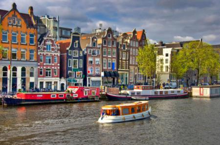 Amsterdam Shore Excursion: Amsterdam City Sightseeing Tour