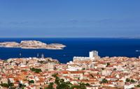 Marseille Shore Excursion: Marseille Hop-On Hop-Off Tour