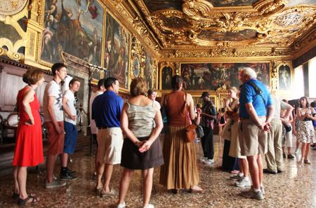 Skip the Line: Doge's Palace Secret Itineraries Tour