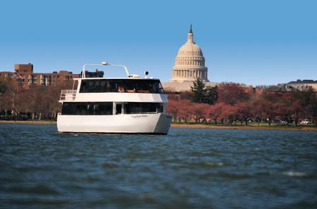 Washington DC Scenic Lunch Cruise