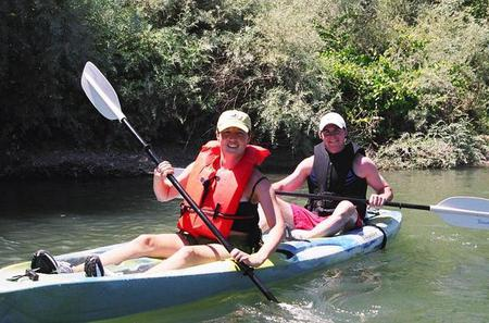 Guided Kayak Tour: Russian River or Jenner Coast
