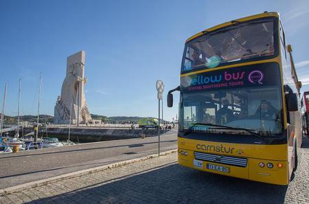 Lisbon Hop-On Hop-Off Tour: 48-hour Ticket
