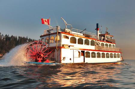 Vancouver Harbor Sightseeing Cruise