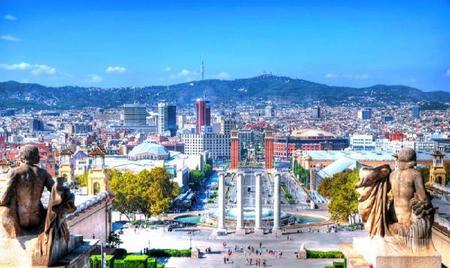 Barcelona Panoramic Tour w/ Montjuic