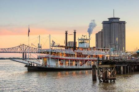 New Orleans Daytime Jazz Cruise