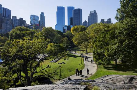 New York City Central Park Urban Quest