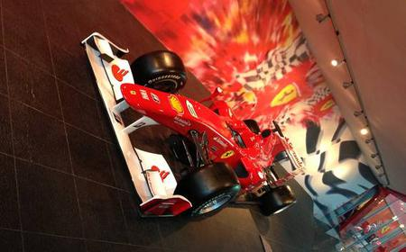 Ferrari World and Yas Island Full-Day Trip from Dubai
