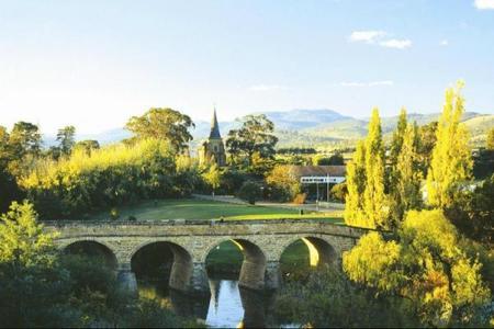 Historic Richmond & Hobart Tour