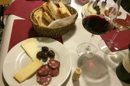 Wine & Cheese Tasting in Rome