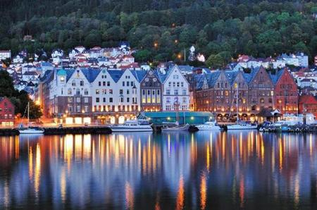 Bergen Hop-On Hop-Off Sightseeing