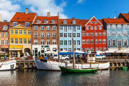 Copenhagen Hop-On Hop-Off Mermaid Tour